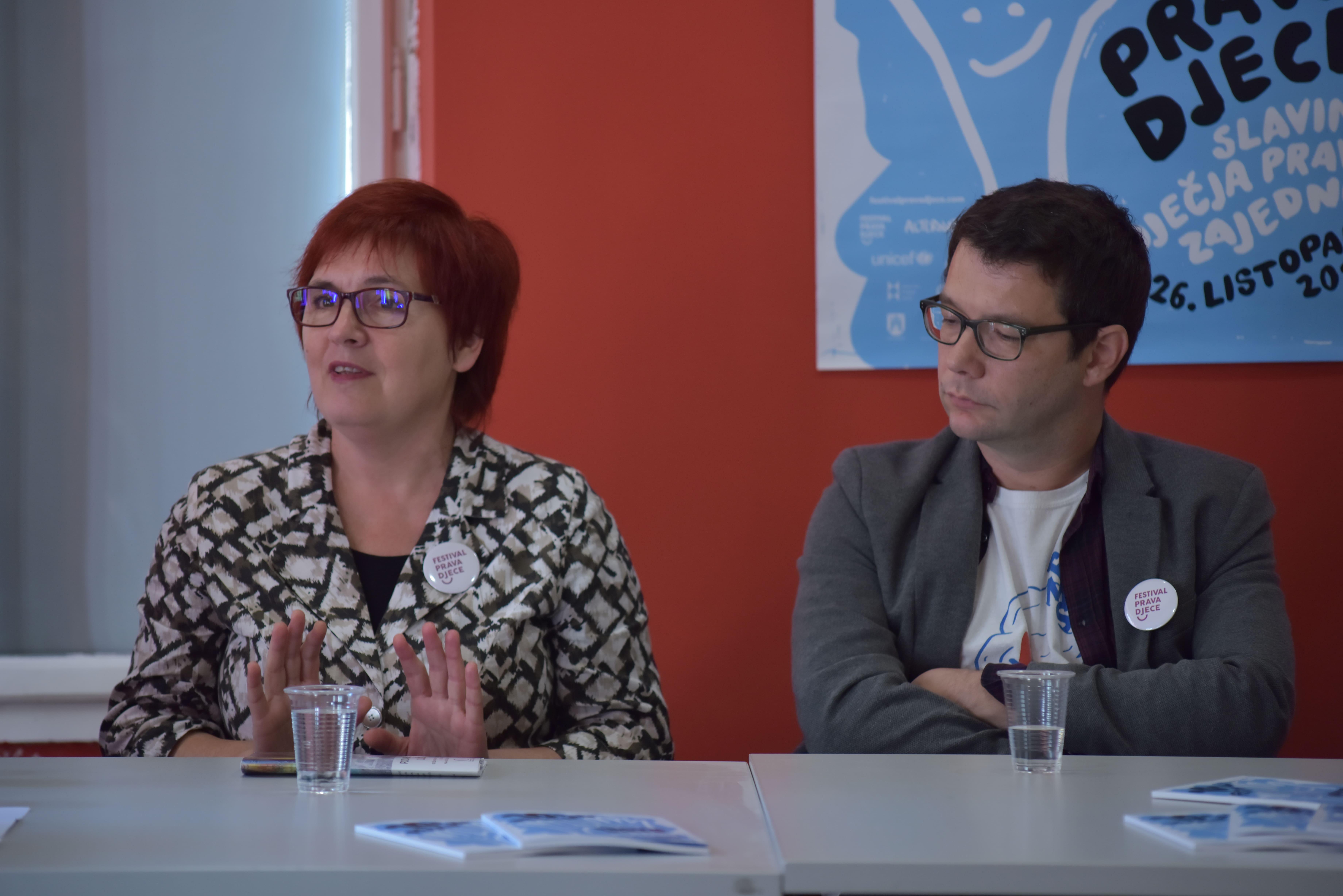 Maja Flego i Nebojša Slijepčević